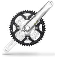 M443 Octalink Mountain Bike Crankset 48-36-26 for 9 Speed