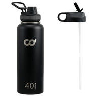 Thermal Bike Bicycle Cycling Water Bottle 400cc