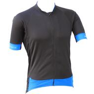 Jackbroad Premium Quality Cycling Short Sleeves Black