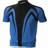CDEAL Bicycle Cycling Short Sleeve Jersey L