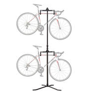 2 Bike Bicycle Vertical Hanger Floor Stand