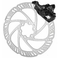 Tektro MD-M280 Rear Disc Brake Caliper with 160mm Rotor