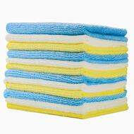 Microfiber Kitchen, House, Car Cleaning Cloths 12-Pack , 40 x 30 cm