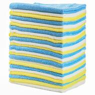 Microfiber Kitchen, House, Car Cleaning Cloths 24-Pack, 40x 30cm