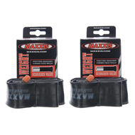 2 x MAXXIS Welter Weight 700C x 35/45 SV 0.90mm THICK Inner Tube