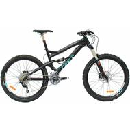 "GT DISTORTION 2.0 26"" Mountain Bike Full Suspension Frame Size 19"""