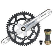 FSA Gossamer CK-6020SS Road Bike Bicycle Crankset 50-34T 172.5mm with BB 10 Speed