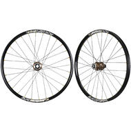 "COLE MASSIF DH Mountain Bike Downhill Wheelset 26"" Front 20x110mm Rear 12x150mm Thru Axle 9 Speed"
