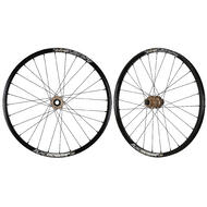"COLE MASSIF DH Mountain Bike Downhill Wheelset 26"" Front 20x110mm Rear 12x150mm Thru Axle"