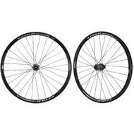 "COLE ARIES LITE Mountain Bike UD Carbon Wheelset 26"" Front 100mm Rear 135mm QR 10 Speed Depth 25mm"