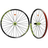 "DT-SWISS Tricon FX1950 MTB 26"" Wheelset Front & Rear Shimano 10s"