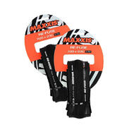 2 x Maxxis Re-Fuse Folding Road Bike Tyres 700 x 23c Refuse