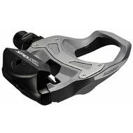 SHIMANO PD-R550 SPD-SL Road Bike Pedals Grey