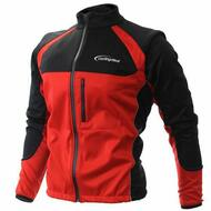 Cycling Bicycle Bike Jersey Wind Rain Jacket Vest Red