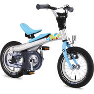 Rennrad Convertible 2 in 1 Balance or Pedal Kids Push Bike 12""