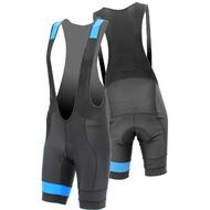 Jackbroad Premium Quality Bike Cycling Bib Pants Shorts Blue