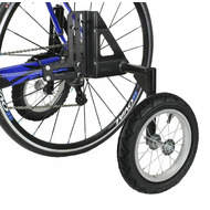 "CyclingDeal Adjustable Adult Bicycle Training Wheels Fits 20"" to 29"""