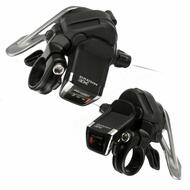 MICROSHIFT Mountain Bike Shifters for Shimano 3x9 Speed