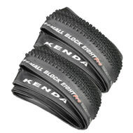 2 x KENDA Small Block Eight K1047 Pro Mountain Bike XC Folding Tyre 29x2.1""