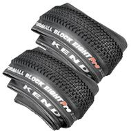 2 x KENDA Small Block Eight Pro Mountain Bike XC Folding Tyres 26x2.35""