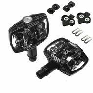 VP VX Trail Mountain Bike Shimano SPD Compatible Pedals with Cleats