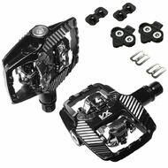 VP VX Adventure Mountain Bike Shimano SPD Compatible Pedals with Cleats