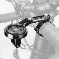 Alloy CNC Handlebar Mount for Garmin Edge and GoPro Computer