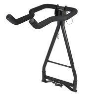 VENZO A Frame Twin Pole 4 Bikes Tow Ball Car Rack Carrier