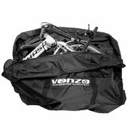 "VENZO 210D Nylon Bike Bicycle Travel Carry Bag For 20"" Folding Bike"
