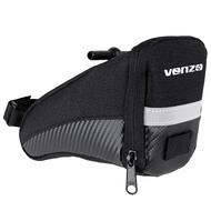 VENZO Road Mountain Bike Bicycle Saddle Cycling Under Seat Bag Tool Pouch Pack