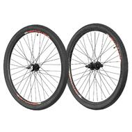 "CyclingDeal Mountain Bike 29"" Disc-Brake Wheelsets Shimano 10 Speed QR Front & Rear"