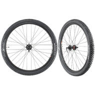 "WTB STP i25 Mountain Bike Bicycle Novatec Hubs & Tyres Wheelset 11s 27.5"" 4in1 TLR"