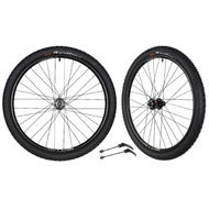 "CyclingDeal WTB SX19 Mountain Bike Bicycle Novatec Hubs & Continental Tyres Wheelset 11 Speed 26"" Front Rear QR"
