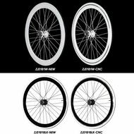 Fixie Freewheel Road Bike Track Wheel Wheelset Deep V