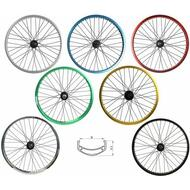 Bmx Bike Wheels/wheelset (Narrow Rims)