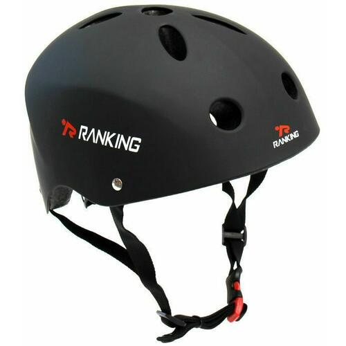 RANKING BMX Bike Helmet Black Large