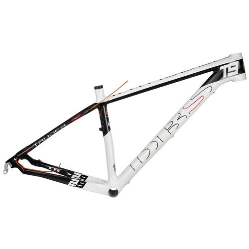 DBS Intruder T9 UD Carbon Mountain Bike Frame 29er White M 480mm/19 Inch