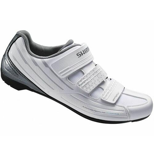 Shimano SH-RP2 SPD Touring Road Cycling White Shoes 39