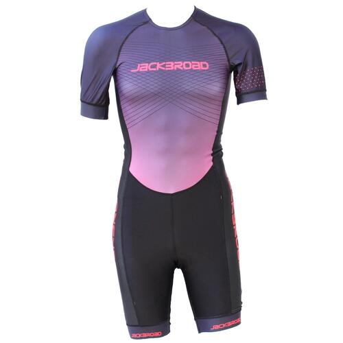Cyclingdeal Bicycle Cycling Core Tri One Piece Short Sleeve Suit XL